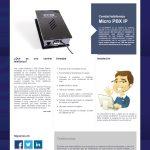 Micro PBX